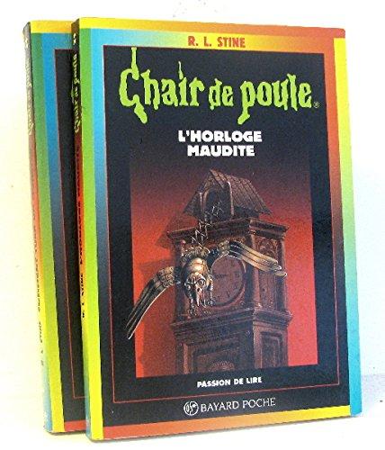 2 volumes Chair de poule; Comment tuer un monstre -l'horloge maudite