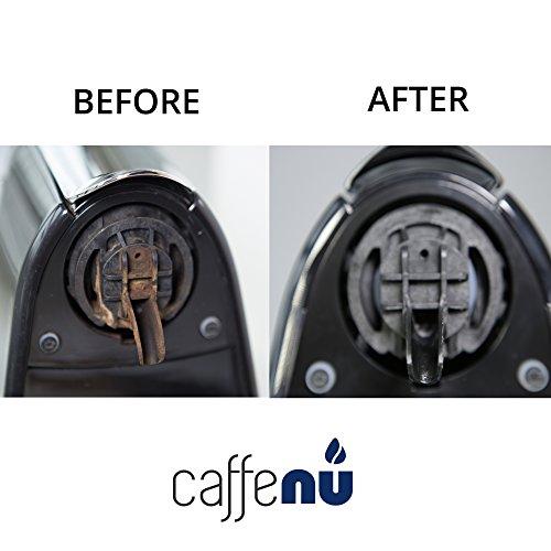 Caffenu® Reinigungskapseln - 4