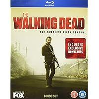 The Walking Dead - Season 5 with Bonus Disc