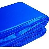 Coussin de protection pour trampoline - Bleu - Env. 3 m de diamètre