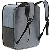 Goolsky Outdoor Shockproof Soft Shell Carry Bag Portable Backpack RC Shoulder Bag for XIAOMI Mi Drone 4K 1080P FPV Quadcopter - Compare prices on radiocontrollers.eu