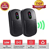 ATOOBSR Ultrasonic Pest Repeller Plug in 2 Packs, 2019 Newest Pest Control Mice