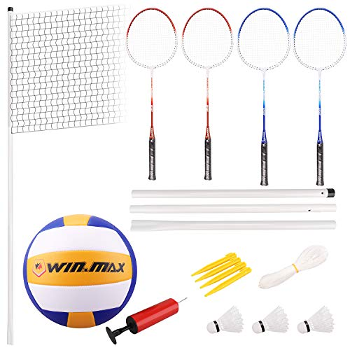 WIN.MAX Badminton Volleyball Com...