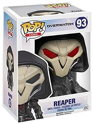 Figura Vinyl Pop! Overwatch Reaper