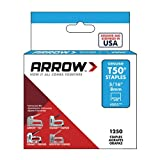 ARROW T50 Staples Box, 8mm - 5/16in, 1250 Stücke