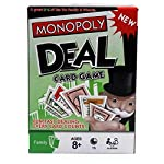 Redstar Travel Monopoly Deal Cards Game Upto 2 to 5 Players Best & Latest Gift for Boy Girl Children with Lowest Cost