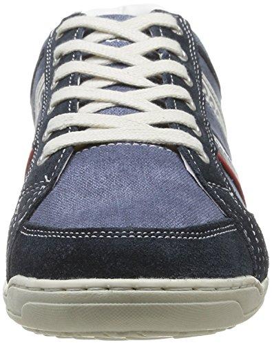 Dockers by Gerli 32CE017-207660, Chaussures de sports extérieurs homme Bleu (Navy 660)