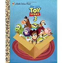 Toy Story 3 (Disney/Pixar Toy Story 3) (Little Golden Book) by Annie Auerbach (2010) Paperback