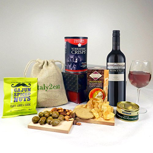 its-wine-oclock-red-wine-pate-nibbles-hamper-box-free-uk-delivery