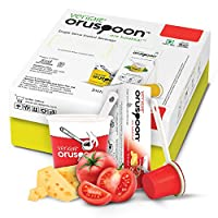 Oruspoon Instant Cheese Tomato Soup (60 Spoon Packs)
