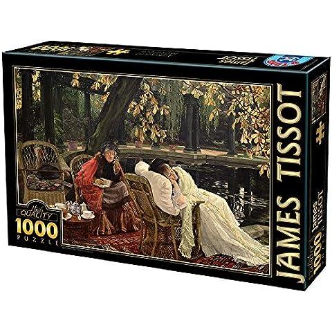 D de Toys 2–Puzzle 1000James Tissot