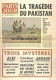 paris jour no 3480 du 21 11 1970 cyclone la tragedie du pakistan 3 mysteres a albi un avoue poignarde dans son bureau ferme a clef un etudiant assassine aucune des pistes sivies ne mene a la voleuse de arnaud jennifer la nouvelle miss mond