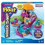 Kinetic Sand Spinmaster Adventure Waterpark – schwimmender Spielsand