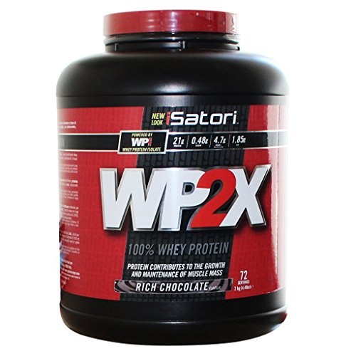 ISATORI WP2X 2kg 100% Whey Protein gusto Cookies & Cream - 51LLDIs7gTL