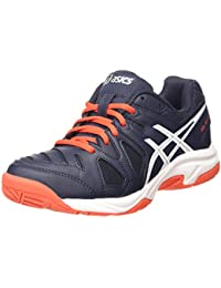 Asics Gel Game 5 Gs, Chaussures de Tennis Mixte Enfant