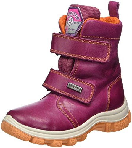 Naturino Baby Mädchen Ural Klassische Stiefel, Pink (Mirtillo), 27 EU