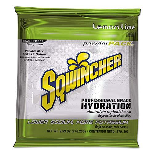 sqwincher Pulver Konzentrat Elektrolyt Ersatz Getränk Mix -