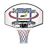 Tabellone Basket, Tabellone basket cm 71x45, tabellone basket con canestro in metallo, tabellone basket rete inclusa, tabellone pallacanestro in MDF, tabellone basket diametro del canestro 40cm.