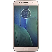 Motorola G5s Plus (Blush Gold, 4GB RAM, 64GB Storage)