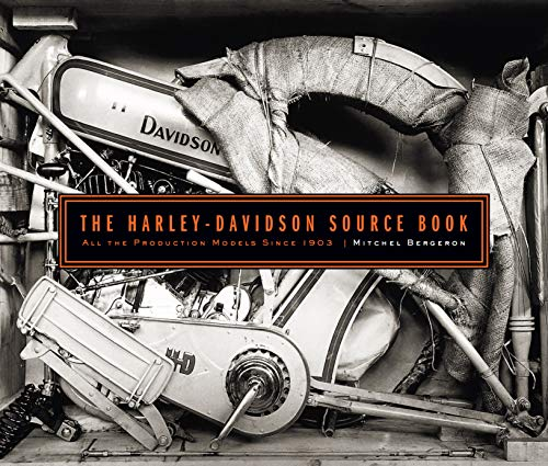 The Harley-Davidson Source Book: All the Production Models Since 1903