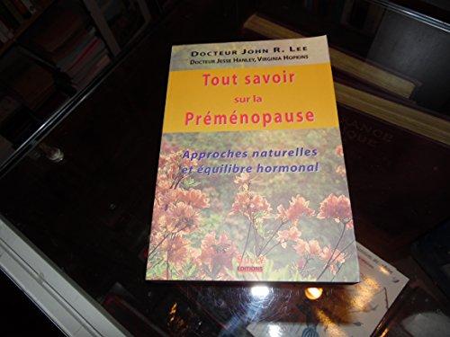 Tout savoir sur la Préménopause