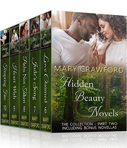 Hidden Beauty Novels: The Collection – Part Two (Hidden Beauty Box Set Book 2) (English Edition)