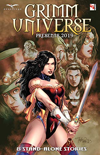 Grimm Universe Presents 2019 (English Edition)