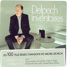 Delpech inventaires: les 100 plus belles chansons (coffret 5 CD)