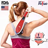 Dr Trust Physio Hammer Pro Electric Powerful Body Massagers with Vibration (Red)