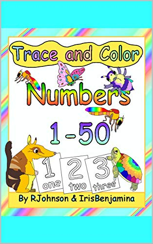 Trace and Color Numbers (English Edition) eBook: R Johnson ...