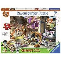 Ravensburger-03005-44-Katzen-Puzzle-Giant-60-Stck