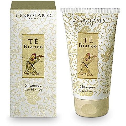 L'Erbolario, Tè Bianco Shampoo lucidante