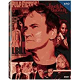 Tarantino 2016: Pulp Fiction: Jackie Brown: Kill Bill - Volumen 1 y 2