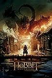 Poster der Hobbit - Smaug - Größe 61 x 91,5 cm - Maxiposter