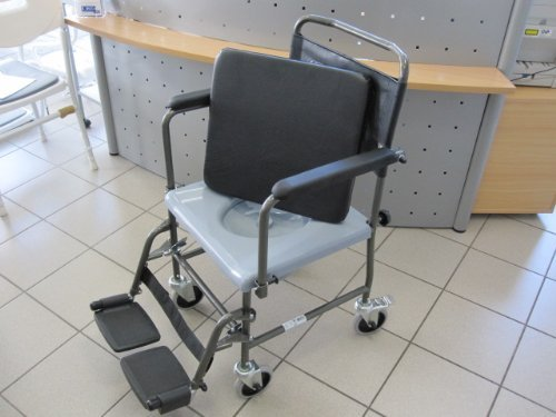 Toilettenrollstuhl Invacare H720T Stuhl