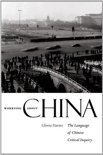 Worrying about China: The Language of Chinese Critical Inquiry