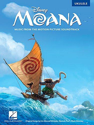 Moana: Music From The Motion Picture Soundtrack (Ukulele): Songbook für Ukulele