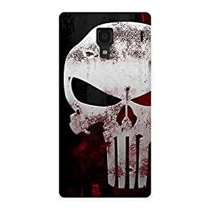 Gorgeous Bleed Red Skull Back Case Cover for Redmi 1S