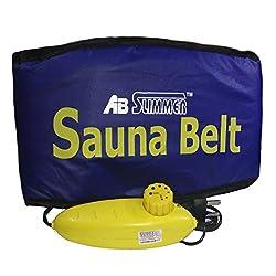 Slimming sauna belt