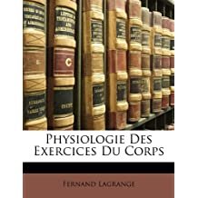 Physiologie Des Exercices Du Corps