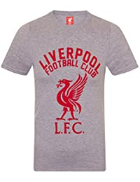 097847740 Liverpool FC Official Football Gift Mens Graphic T-Shirt