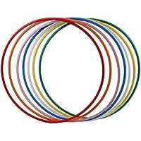 Hula Hoop en Blanco, HDPE-20mm, Ø80cm, Blanco
