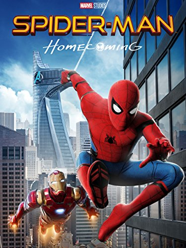 Spider-Man: Homecoming [dt./OV] (Spiderman Kostüm Kämpfen)