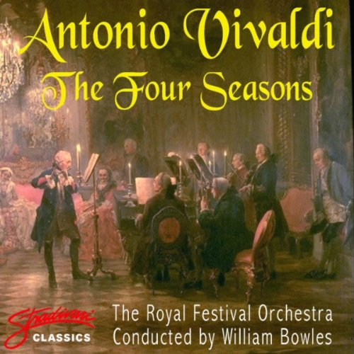 Vivaldi: The Four Seasons, Spring: Allegro