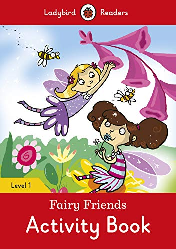 FAIRY FRIENDS ACTIVITY BOOK (LB) (Ladybird)