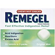 Remegel 24 Tablets Original Mint