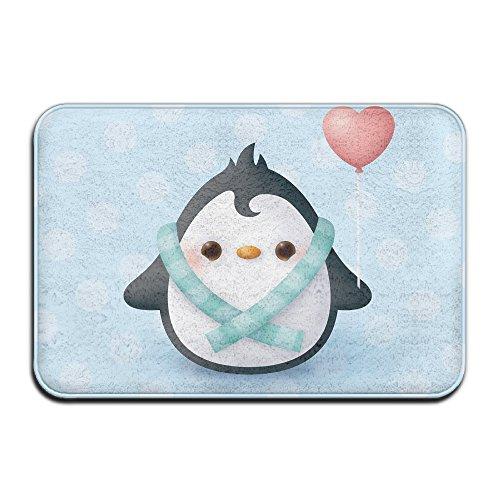 homlife, diseño de pingüino Doormats–Felpudo de entrada (antideslizante piso puerta alfombra alfombra decoración del hogar