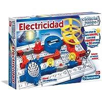 Clementoni - Circuito eléctrico con Elementos modulares (55138.5)