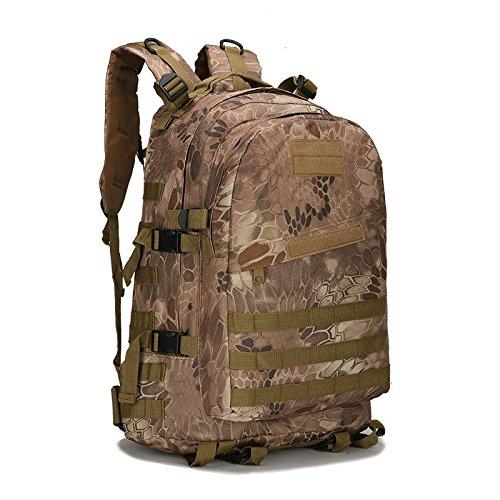 Wasserdicht, Oxford, Bergsteigen, Taschen, Natur -, Sport -, Männer, Tarnung, Rucksack Python body color