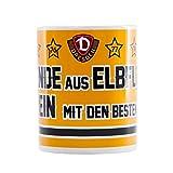 SG Dynamo Dresden Kaffeetasse Big Legende